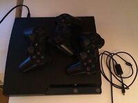 PlayStation 3 (Slim 320GB) & 14 Games