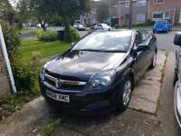 2008 vauxhall astra twintop