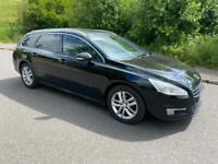 2012 PEUGEOT 508 TOURER ESTATE 1.6 HDI👀AUTO-TIP!✅PAN ROOF✅£20 TAX!Audi,bmw,ford,citreon,mpv