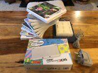 New Nintendo 3DS & Games Bundle