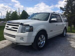 2008 Ford Expedition Max Limitée