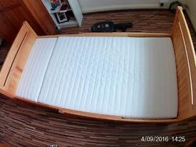 IKEA Trofast Extendble Children Bed - Pine