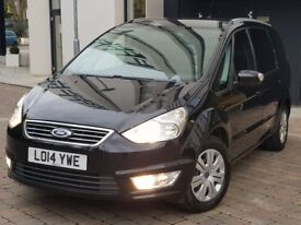 AUTOMATIC....Ford Galaxy 2.0 TDCi Zetec Powershift 5dr2014