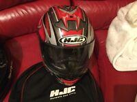 HJC helmet small size