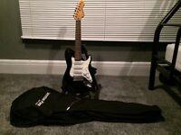 Kids electric guitar - Encore Blaster Series E375. Excellent condition