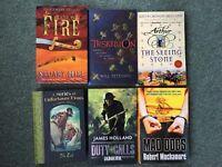 Assorted Children's Books – age 11 +