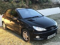 2005 Peugeot 206 1.6 SE