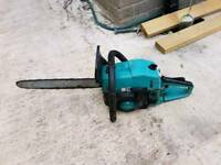 USED PETROL CHAIN SAW