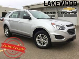 2016 Chevrolet Equinox LS AWD (Colored Touch, Bluetooth)