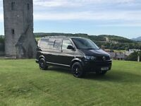 VW Transporter T5.1 2012 T30 140bhp 4motion Camper Low Mileage NO VAT!!
