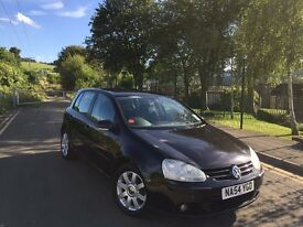 Volkswagen Golf 2.0 GT TDI 5dr (2004) MOT July 2017 - 2 Previous Owners - 106,461 Miles