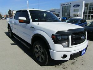 2014 Ford F-150 FX4 | TRAILER BRAKE | LEATHER | SYNC |