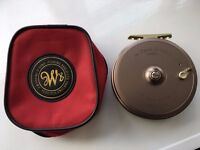 J W Young Purist ll Centrepin Reel (New)