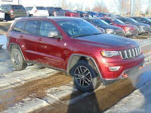2017 Jeep Grand Cherokee Trailhawk 4x4