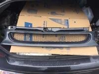 VW Golf MK4 Debadged/Badgeless Grill