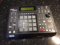 MPC 2500 - maxed out RAM, new jog wheel and PCB board, 2gb flash card