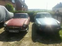 mg both cars