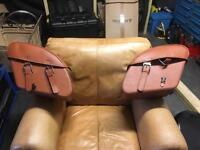 New Harley Softail Slim Saddlebags