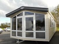 Static caravan for sale near Southport, Ormskirk and Lancashire **PREMIUM VAN**