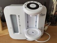 Tommee Tippee Perfect Prep Machine White Excellent condition