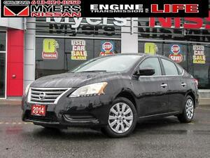 2014 Nissan Sentra S,ECO AND SPORT MODE, AUX PORT, CRUISE CONTRO