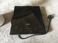 Portable Galanz Induction Hob Cooker 2000W CH2022D Microcomputer Control used £25