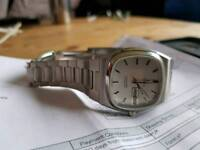 Vintage Omega Seamaster Automatic in great mint condition