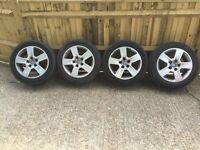 """Audi alloys 16"""" 5x112"""
