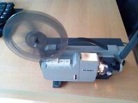 Film projector Super 8 zoom projector