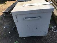 Large van vault / site box for sale