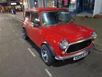 Rover mini mayfair 998cc automatic 52000miles