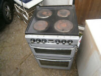 ELECTRIC COOKER DOUBLE OVEN STOVES NEWHOME 600W IN YEOVIL