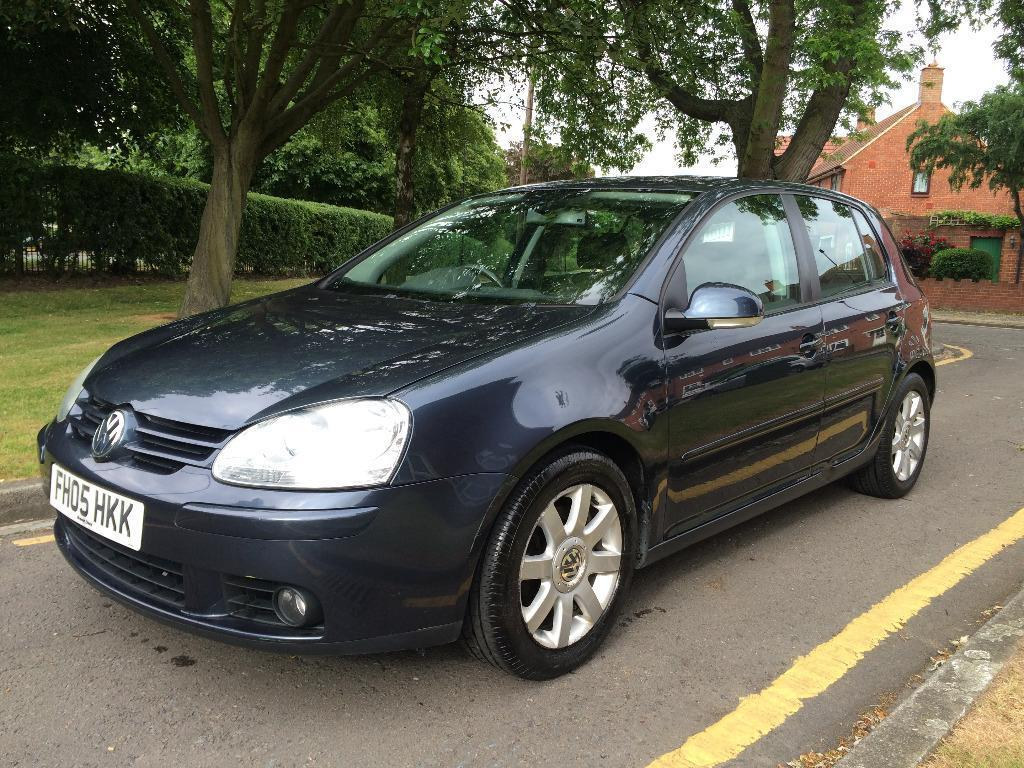 2005 volkswagen golf 2 0 gt tdi diesel 5dr mot 66k mileage fsh alloys 2keys p x welcome in. Black Bedroom Furniture Sets. Home Design Ideas