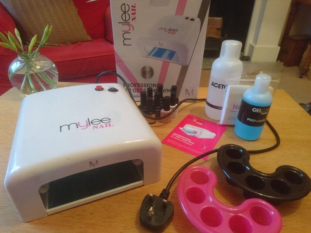 Mylee Gel Nail Polish Kit In Stockbridge Edinburgh Gumtree