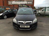 Vauxhall Zafira 1.8 i 16v Active 5dr WARRANTED MILEAGE, 2 KEYS,