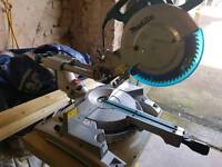 Makita, ryobi, table saw, mitre saw, choo saw, power tools