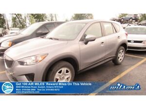 2015 Mazda CX-5 GX | CRUISE CONTROL | STEERING RADIO CONTROLS |