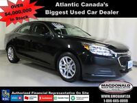 2014 Chevrolet Malibu 1LT  Only 9,400 Kms