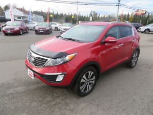 2013 Kia Sportage EX LOCAL TRADE!