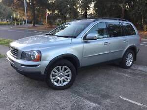 2006 MY07 Volvo XC90 D5D Turbo Diesel 7 Seater SUV 4x4 AWD 2 Keys Sutherland Sutherland Area Preview