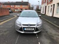 Ford Focus zetec 1.6 TDCi 115BHP estate 2013