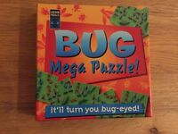 Bug Mega Puzzle by Lagoon Puzzles