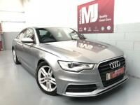 2012 AUDI A6 2.0 TDI S-LINE 170 BHP** GREAT SPEC **