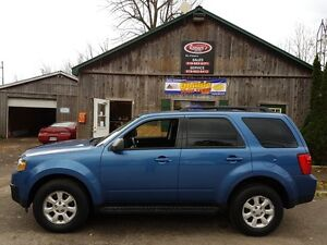 2009 Mazda Tribute GS V6 4wd, Auto, Financing Available! Cambridge Kitchener Area image 2