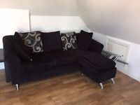Nearly new sofa must go