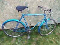Puch Elegance Vintage Traditional Town Bike 3 Speed Sturmey Archer