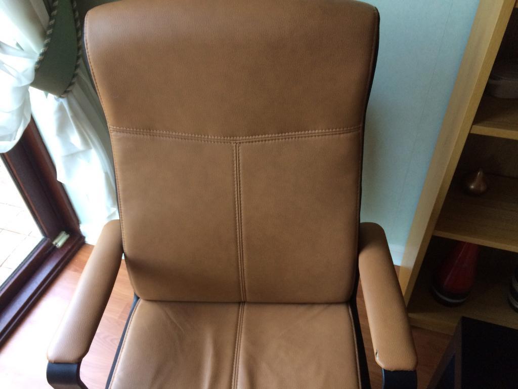 Ikea office chair height adjustable