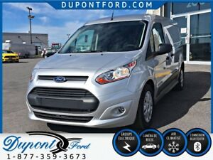 2018 Ford TRANSIT CONNECT XLT CARGO XLT Cargo AIR-GR.ÉLECTRIQUE-