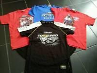 Kids Motorbike T Shirts nw200 honda racing team