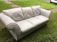 Free: 3 seater sofa - collection only.